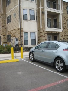 Multi Unit Dwelling Electric Vehicle Charging